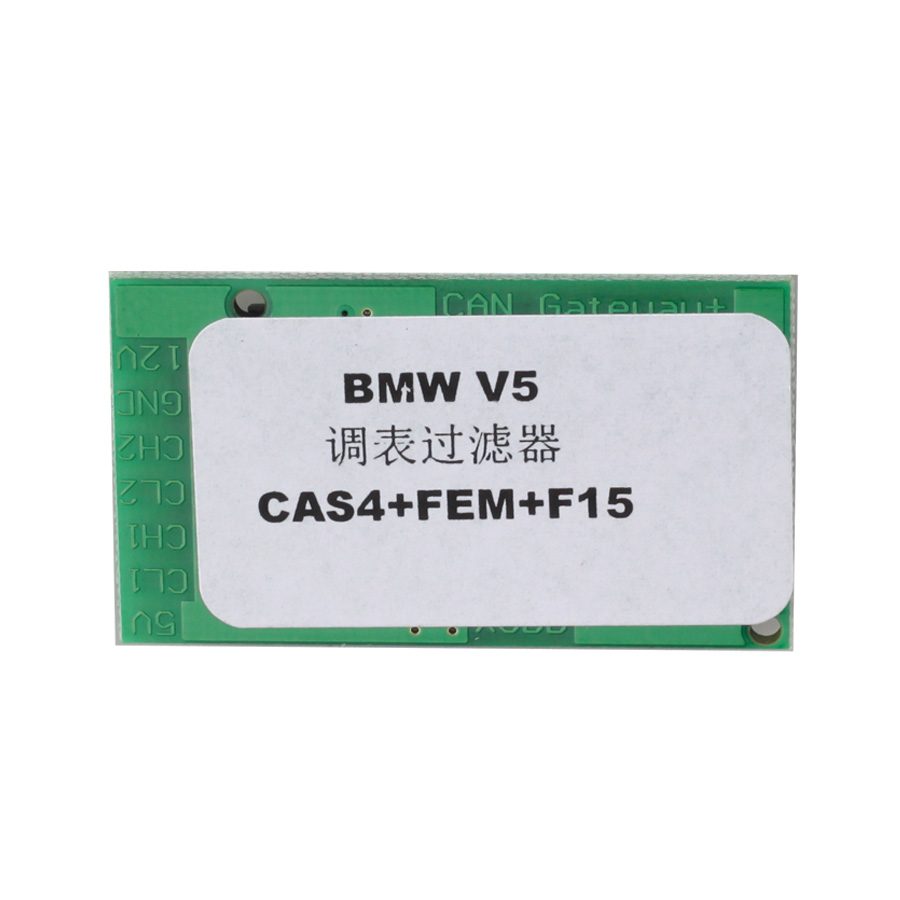 Newest Version V5 BMW CAS4 CAN-filter