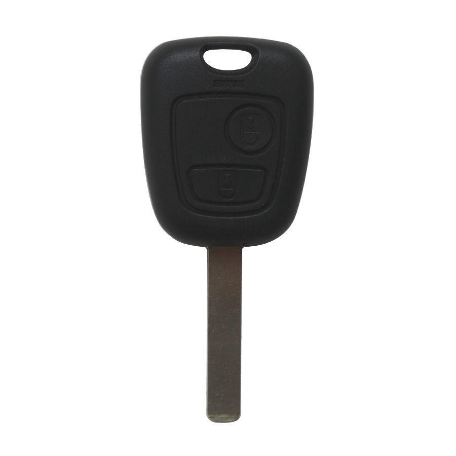 Remote Key 2 Button 434MHZ ( without groove) For Citroen