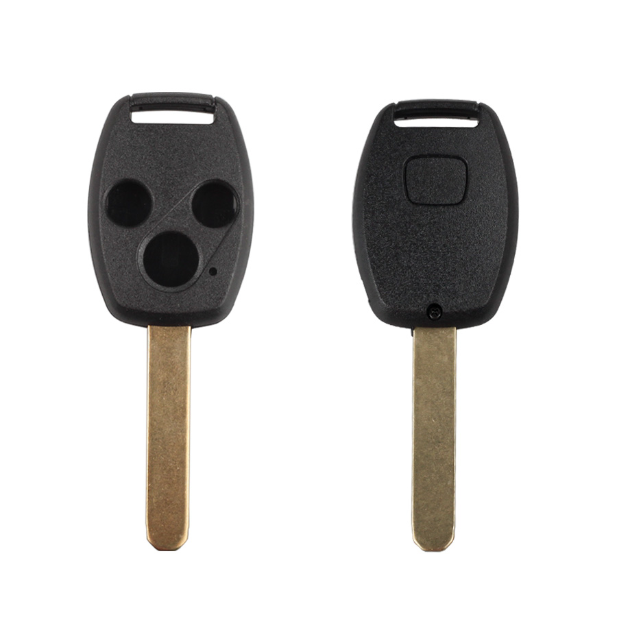 Remote Key Shell 3 Button for Honda with paper sticker 5cps/lot