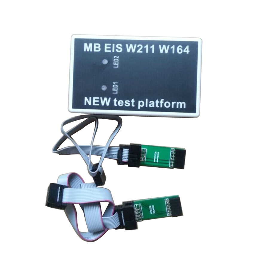 NEW MB EIS W211 W164 Test Platform