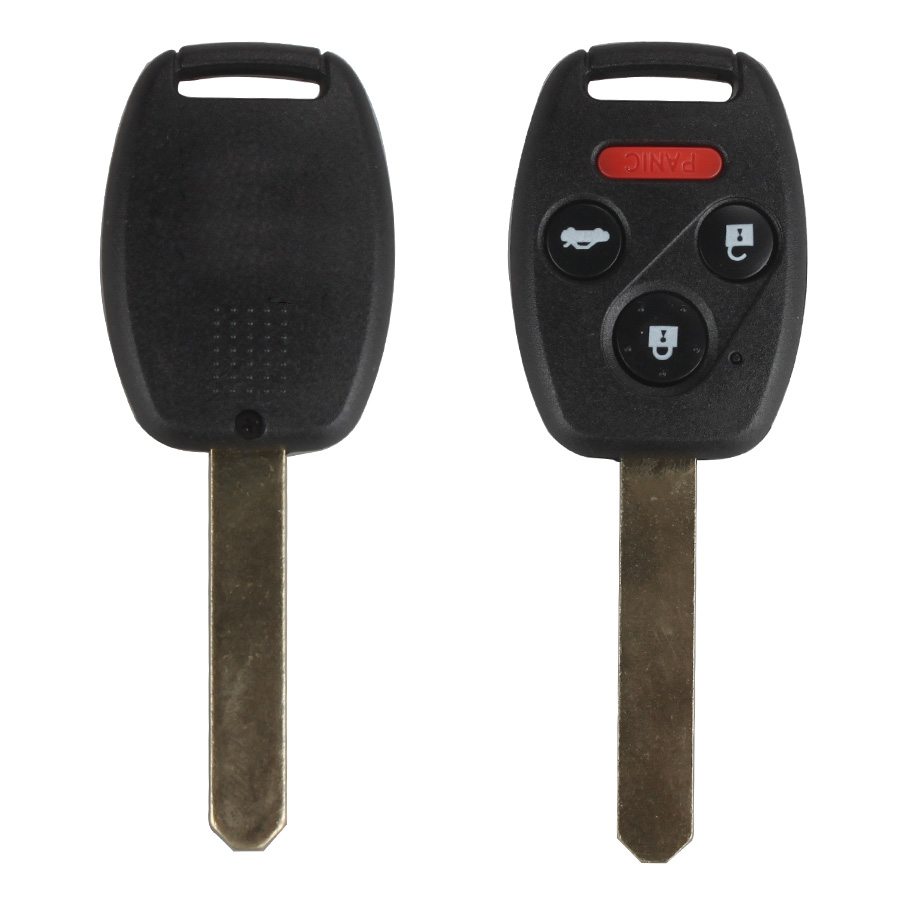 Remote Key (3+1) Button and Chip Separate ID:13(315MHZ) For 2005-2007 Honda