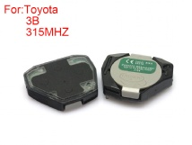 Remote Key 3buttons 315MHZ MOROCCO:MR3264/200705018/POS for Toyota