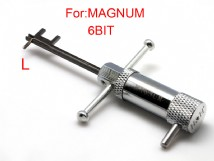 MAGNUM new conception pick tool (Left side)FOR MAGNUM 6BIT
