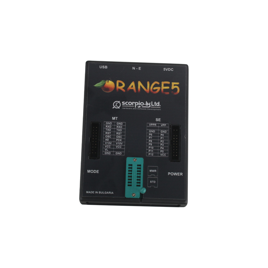 Original Orange5 Programming Device Full Packet Hardware with Immobilizer HPX Software