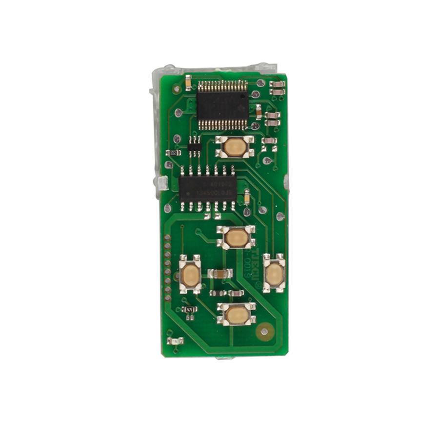 Smart Card Board 5 Buttons 312MHZ For Toyota Number :271451-6221JP