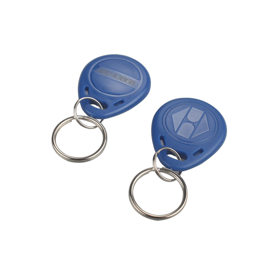 Copying buckle blue ID5200  (2 generation) 10pcs/lot