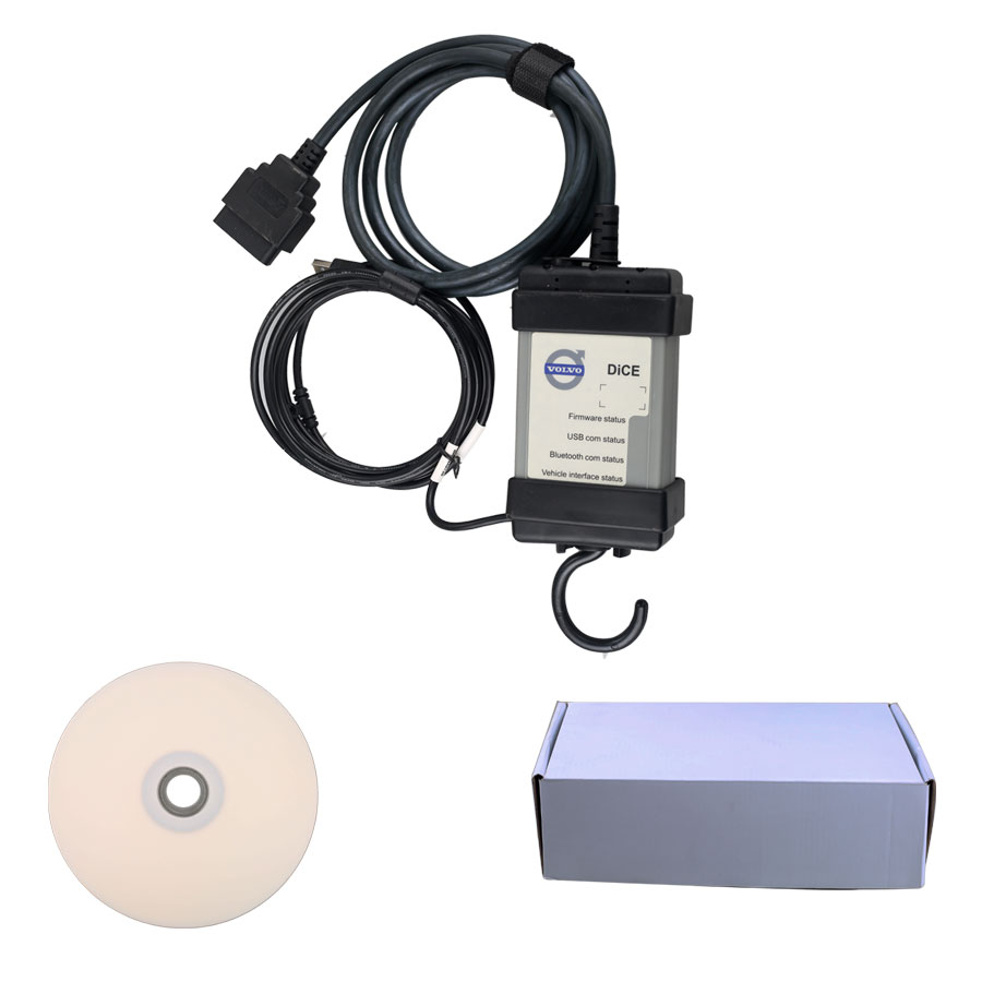 2014D VIDA DICE Diagnostic Tool for Volvo Free Shipping