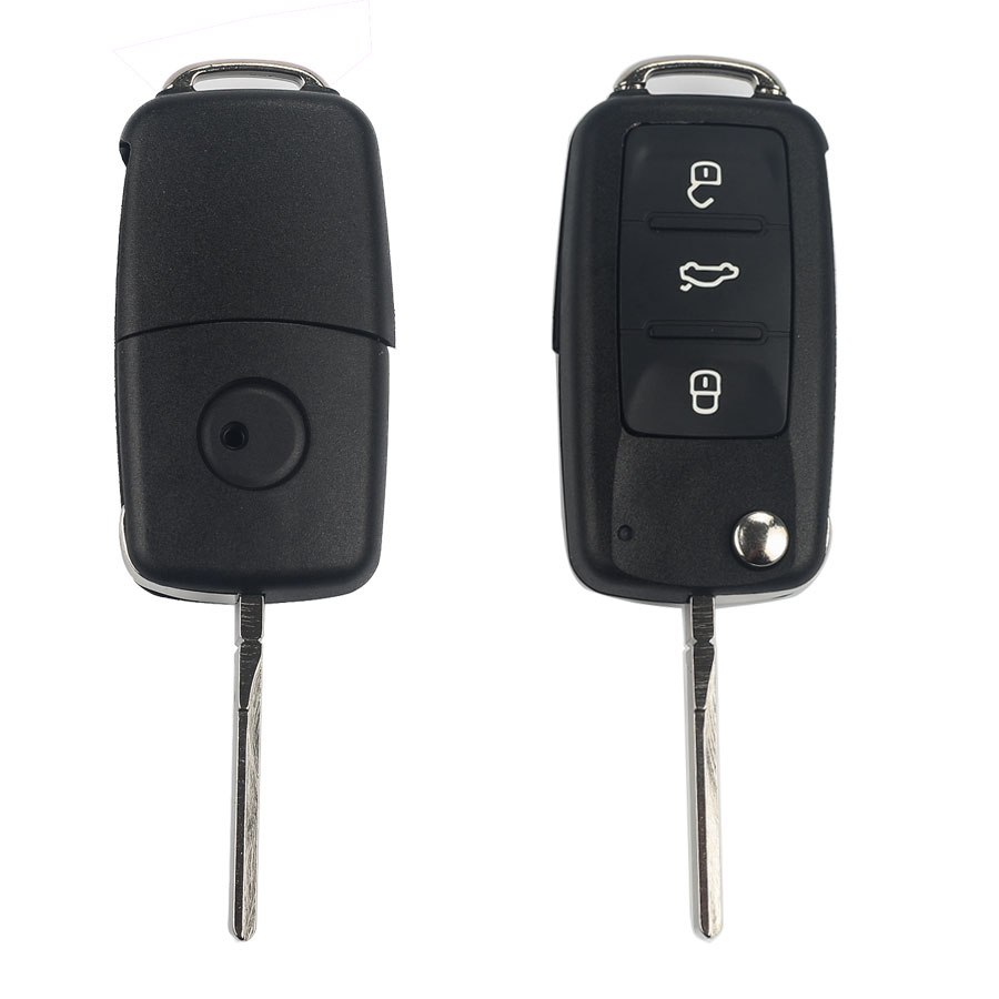 VW Remote Key Shell 3 Button for 202AD 202H 202Q 5pcs/lot