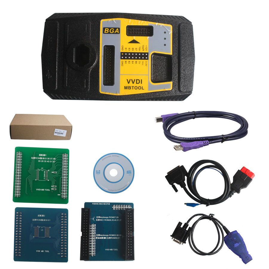 (Special Offer) DHL Free Shipping Xhorse iKeycutter Condor XC-MINI Master plus V3.0.0 VVDI MB BGA Tool Get 1 free token everyday