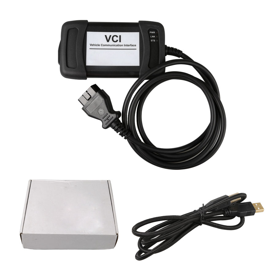 Best Quality JLR VCI for Jaguar and Land Rover Diagnostic Tool
