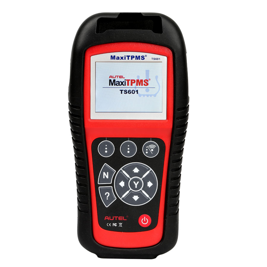 (DHL Free Ship) Autel MaxiTPMS TS601 EU Version TPMS Diagnostic and Service Tool Free Update Lifetime