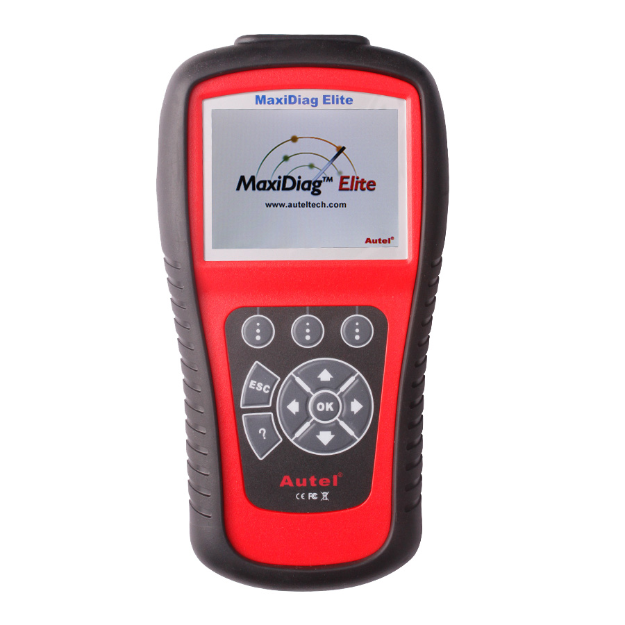 Autel Maxidiag Elite MD701 DS Model for All System with Data Stream Function
