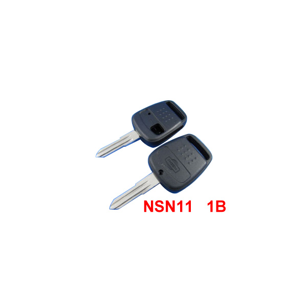 Nissan Blue Bird Remote Key Shell 1 Button 10pcs/lot