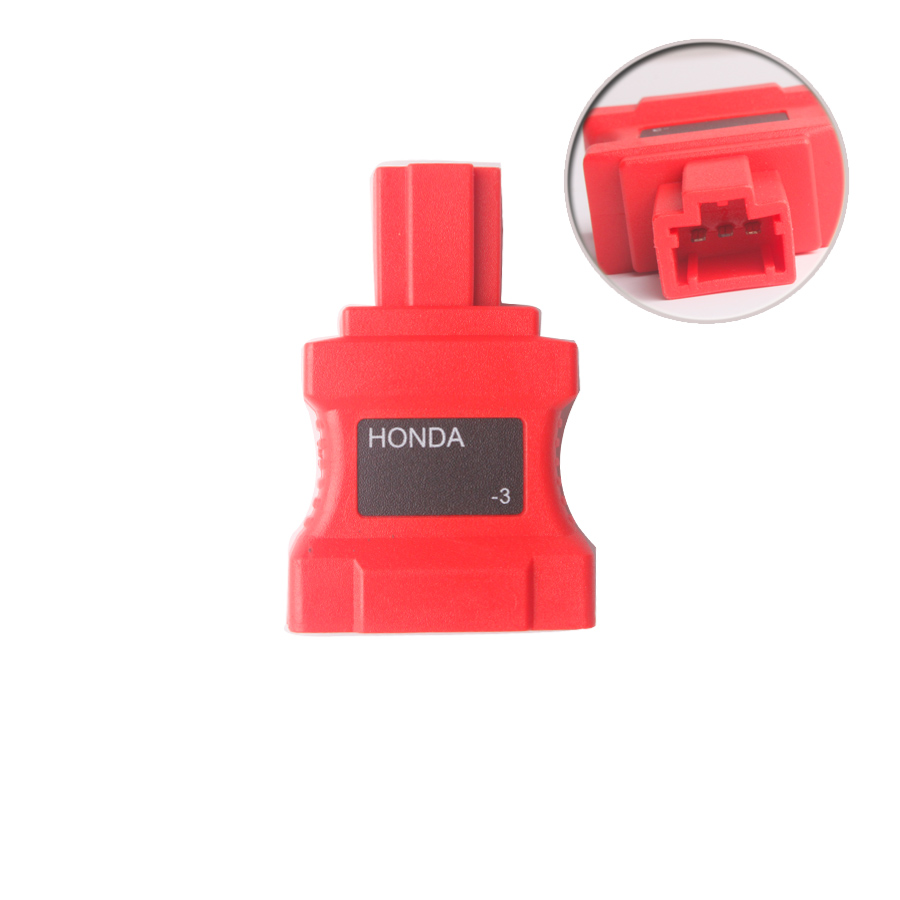 Honda-3 Male/DB15P Female adapter