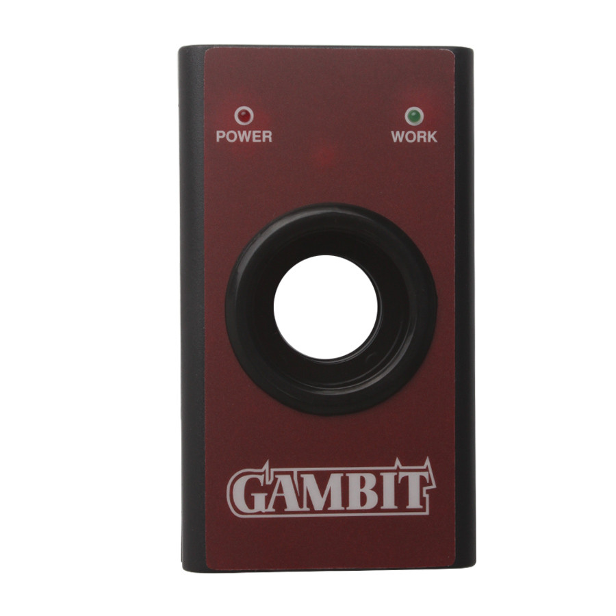 Gambit Transponder Programmer Car Key Master II Support Pin Code Reading for VAG Cars