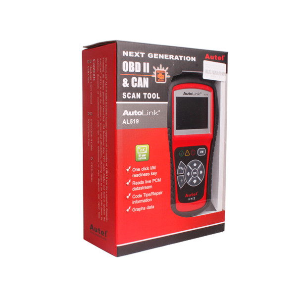 Autel AutoLink AL519 Scan Tool Multi-language