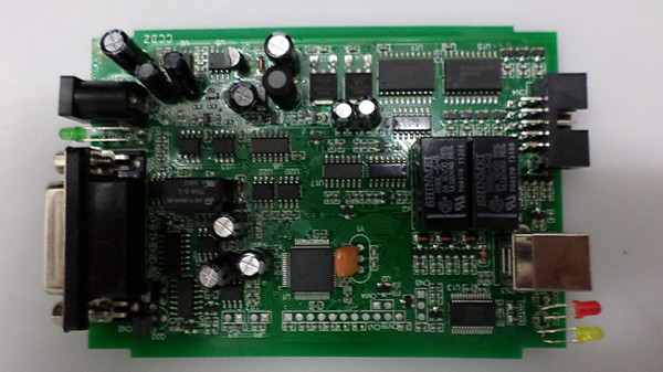 Latest V54 FGTech Galletto 4-Master BDM-TriCore-OBD PCB Board Display