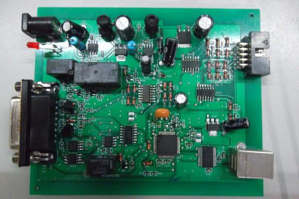FGTECH Galletto 2-Master EOBD2 50V PCB Board Display 1