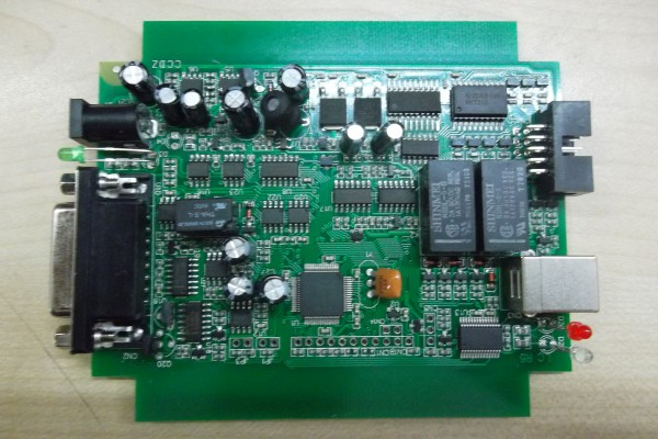 FGTECH Galletto 2-Master EOBD2 53V PCB Board Display 1