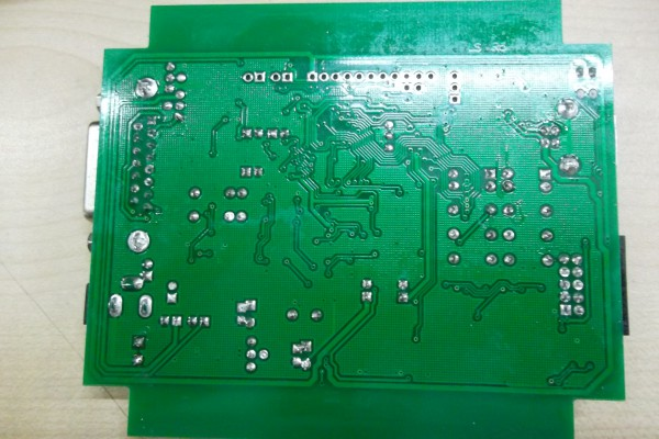 FGTECH Galletto 2-Master EOBD2 PCB Board Difference on V50 and V53