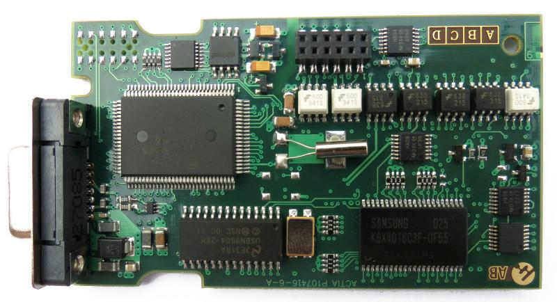 Lexia-3 Mainboard Display 01