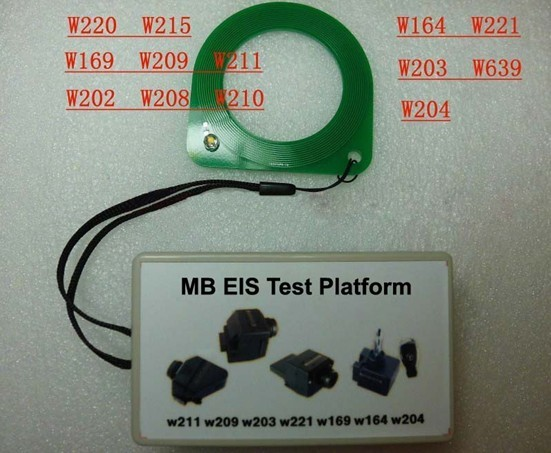MB EIS Test Platform Connection Display 1