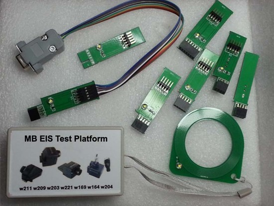 MB EIS Test Platform Connection Display 2