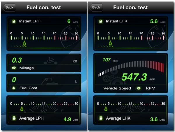 CARAPP V200 OBD2 Scanner Mini Smart Car Trip Computer User Manual Free Download