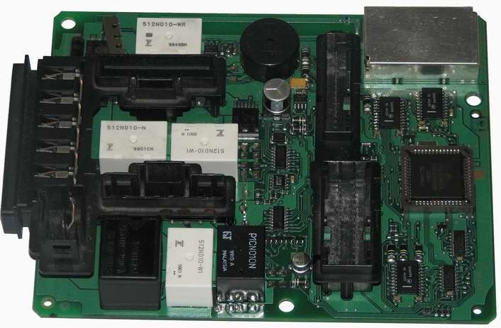 Renault PIN Code reading Key programming Mainboard Display