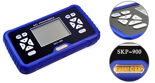 SKP-900 Key Programmer Display 1