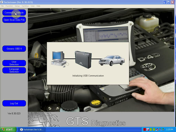 How to install Mini VCI ? MINI VCI Toyota TIS Techstream Software Free Download