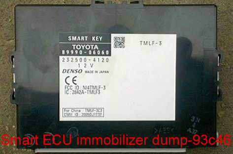 TOYOTA 2012 RAV4-Smart Key Programmer Display 6