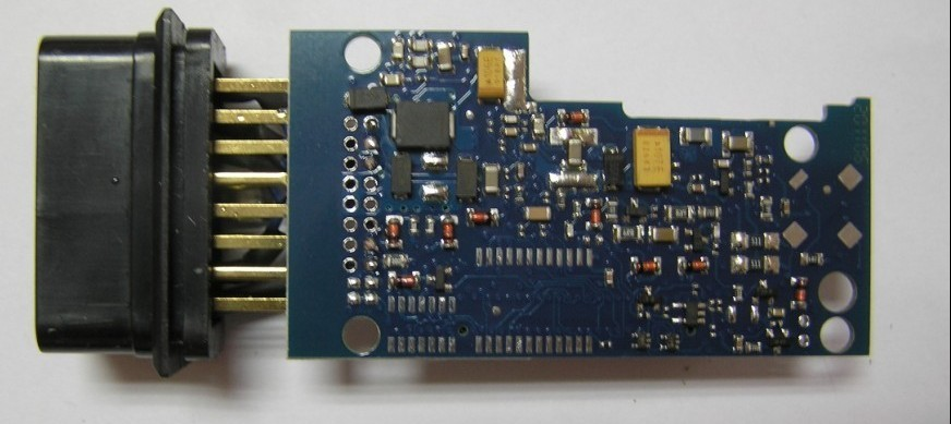 VAS 5054A ODIS 2.0V SP33-B PCB Board Display 1