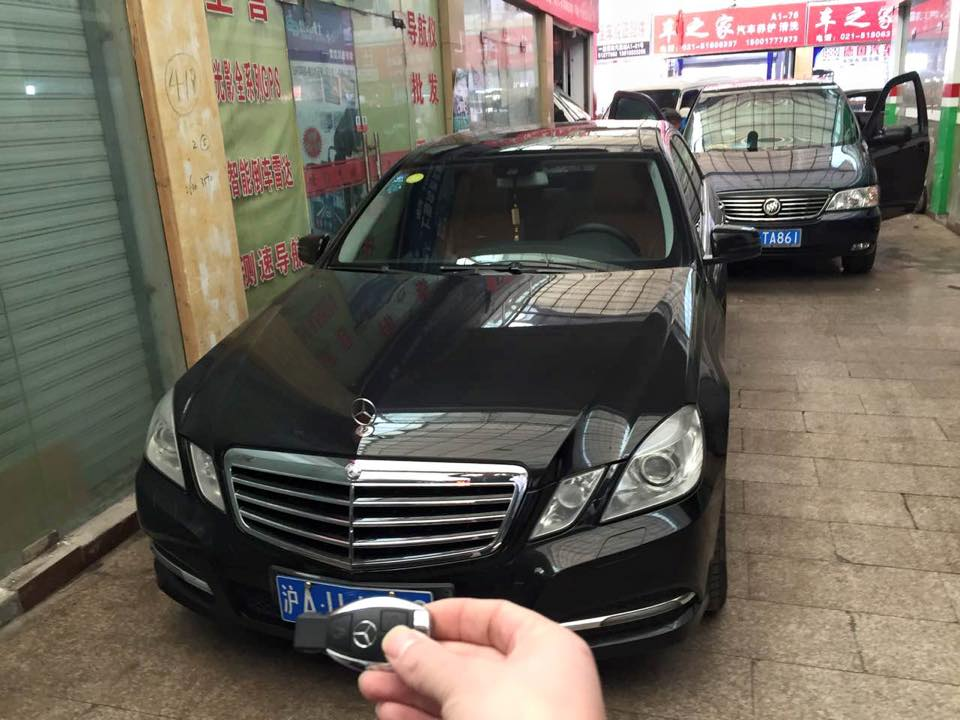 Customer Share of Using Xhorse VVDI MB Tool Add Benz Keys Perfectly
