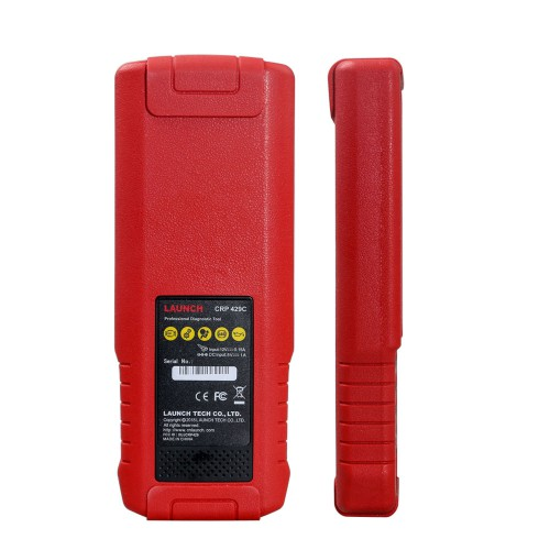 [UK Ship]LAUNCH X431 CRP429C OBD2 Code Reader Test Engine/ABS/Airbag/AT with Oil Lamp Reset,ABS Bleeding,EPB,DPF Regeneration