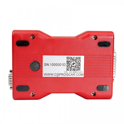 [UK Ship] CG Prog BMW MSV80 Key Programmer with 17 Free Authorizations Newly Add BMW ICOM Function