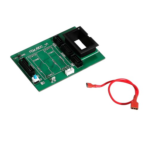 Yanhua Mini ACDP BMW FEM/BDC Module Supports IMMO Key Programming, Odometer Reset, Module Recovery, Data Backup Authorization with Adapters