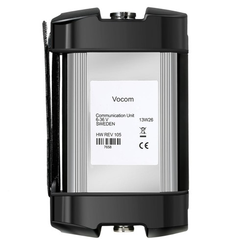 [UK Ship]Volvo 88890300 Vocom Interface for Volvo/Renault/UD/Mack Truck Diagnose with Round Adapter