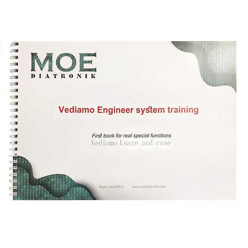 Diatronic Vediamo Engineer System Training Book Vediamo Usage and Case