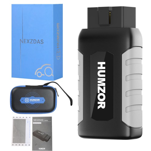 Humzor NexzDAS ND106 Bluetooth Special Function Resetting Tool on Android & IOS for ABS, TPMS, Oil Reset, DPF