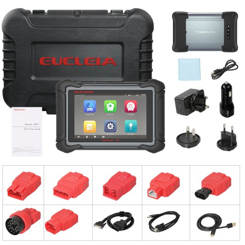 EUCLEIA S8 PRO Full System Diagnose Tool with 18 Months Free Update
