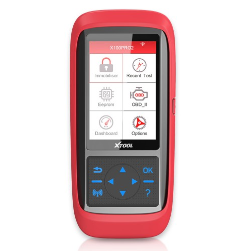 [UK Ship]XTOOL X100 PRO2 OBD2 Auto Key Programmer/Mileage Adjustment Including EEPROM Code Reader with 2 Years Free Update