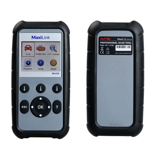 [UK Ship]Autel MaxiLink ML629 ABS Airbag Diagnostic Tool