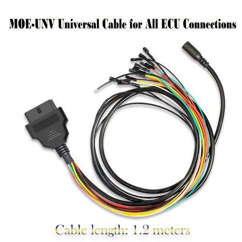 [UK Ship] MOE Universal Cable for All ECU Connections