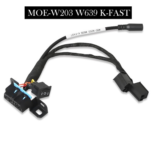 [UK Ship]Mercedes All EZS Bench Test Cable for W209/W211/W906/W169/W208/W202/W210/W639