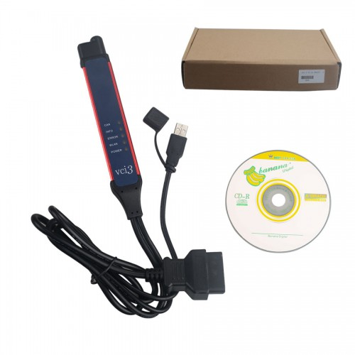 [UK Ship] V2.4.3 Scania VCI-3 VCI3 Scanner Scania Truck Diagnostic Tool Wifi Version