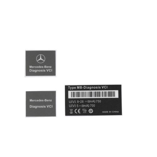 Mercedes BEZN C6 OEM DOIP Xentry Diagnosis VCI Multiplexer Without Software HDD