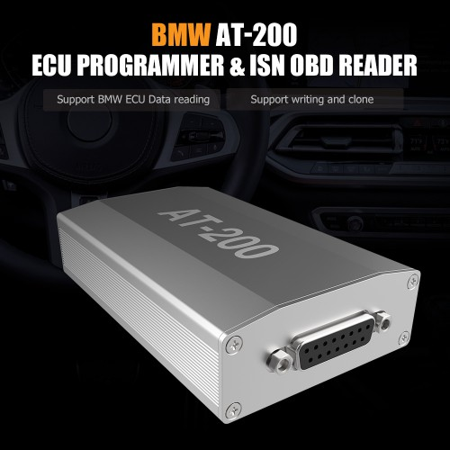 [UK Ship]CGDI BMW AT200 AT-200 ECU Programmer & ISN OBD Reader