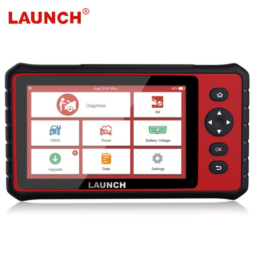 LAUNCH X431 CRP909 OBD2 All Makes All Systems Diagnostic Tool with 15 Special Reset Function
