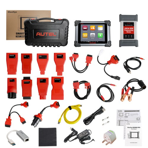 Autel MaxiSys MS908S Pro MS908SP Automotive Diagnostic Tool Updated Version of MS908P MK908P